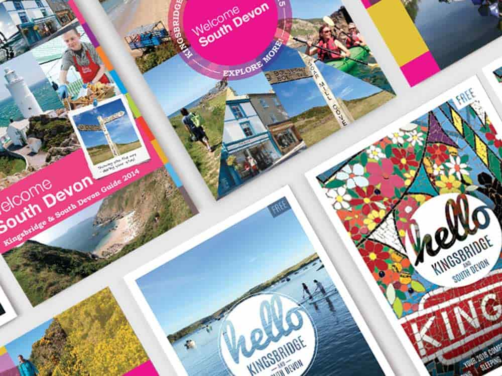 <strong>Hello Kingsbridge Guides</strong><p>Graphic design/ marketing / distribution</p>