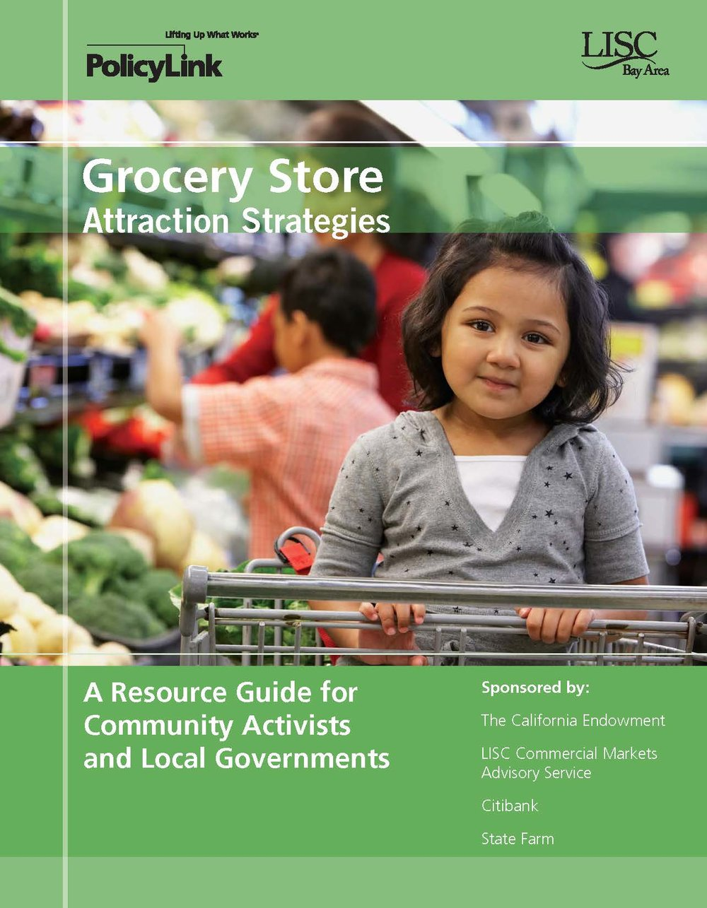 Grocery Store Attraction Strategies (Collaborative Publication)