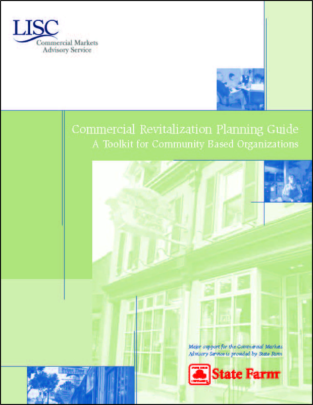 Commercial Revitalization Planning Guide (Collaborative Publication)