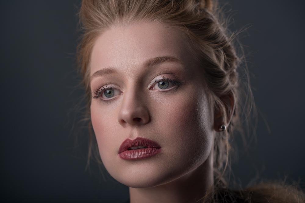 Photo |  Chris Langford   Hair |  Renee Benedict  Model |  Grace Nowlin