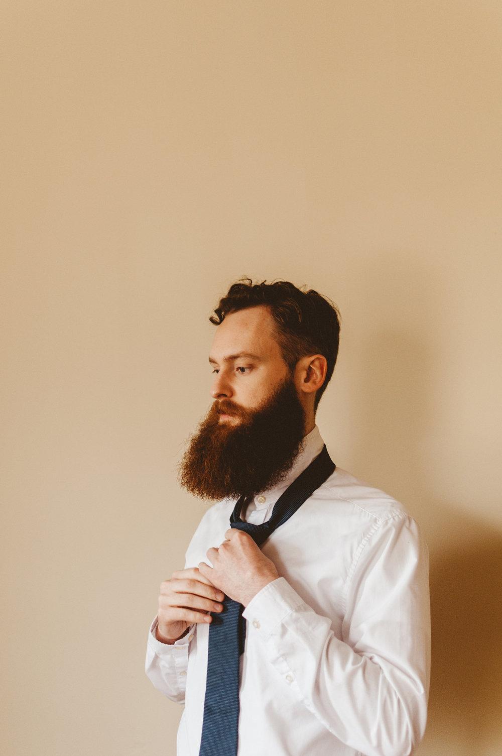 Photo:  T&F     Grooming:  Rachel Lane    Model:  Jeff Nilson