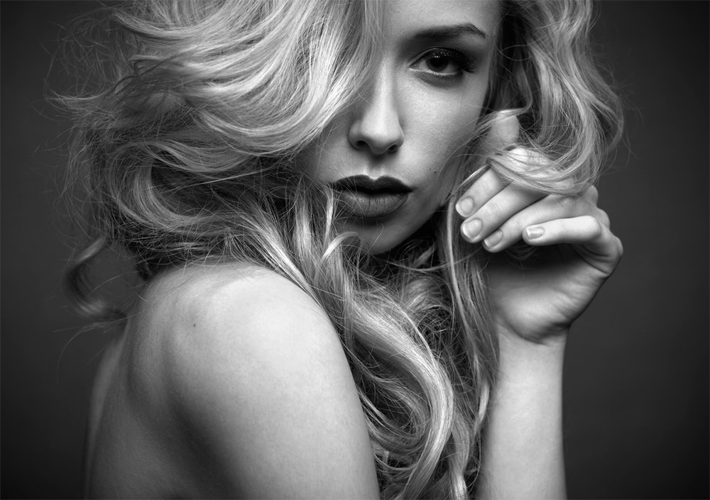 Photographer:  Carlton Wolfe  | Model: Mika Usova | Hair: Melissa Hall | Makeup: Rachel Lane