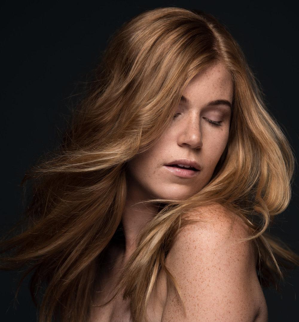 Photo:  Chris Langford  | HMUA    Rachel Lane   | Model:  Maggie Tehan