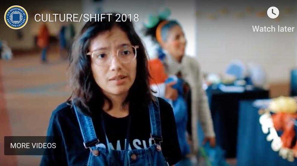 Connie Fiorella Culture Shift Video