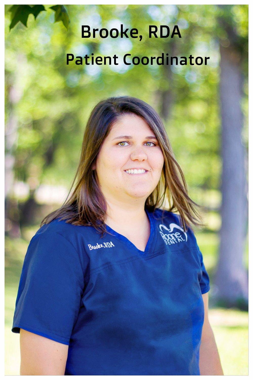 Brooke - Patient Coordinator