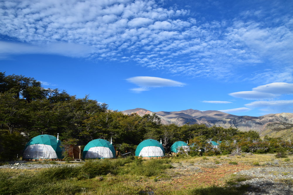 The Patagonia Eco Domes