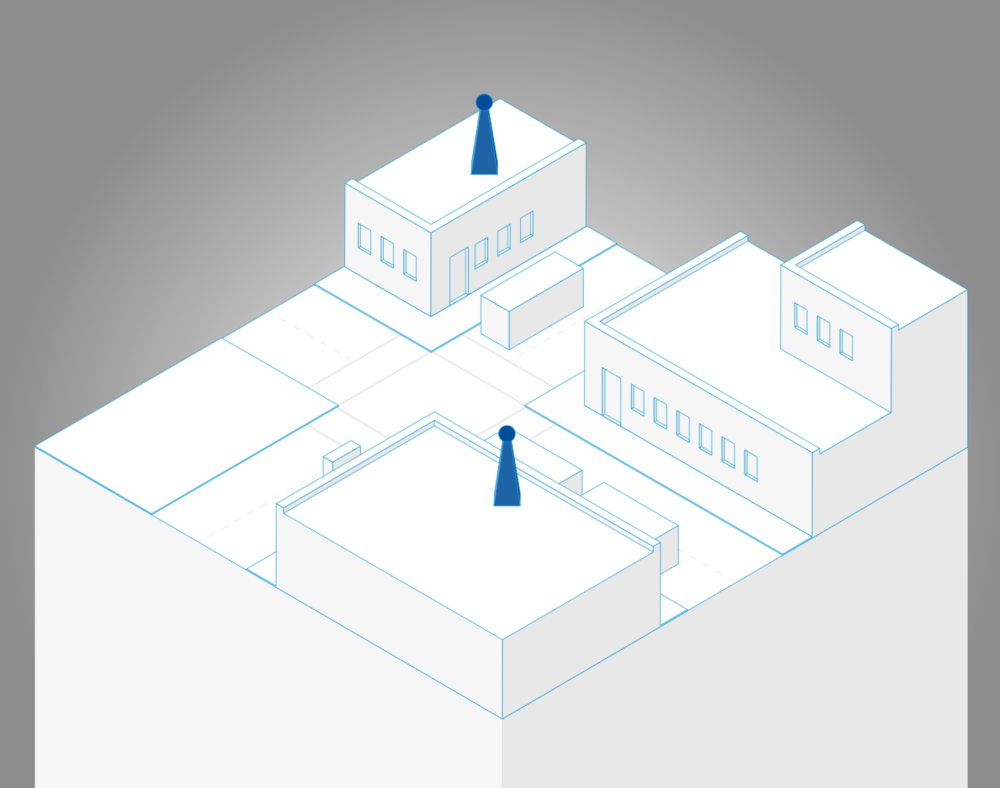 Isometric intersection rendering for three-dimensional model build