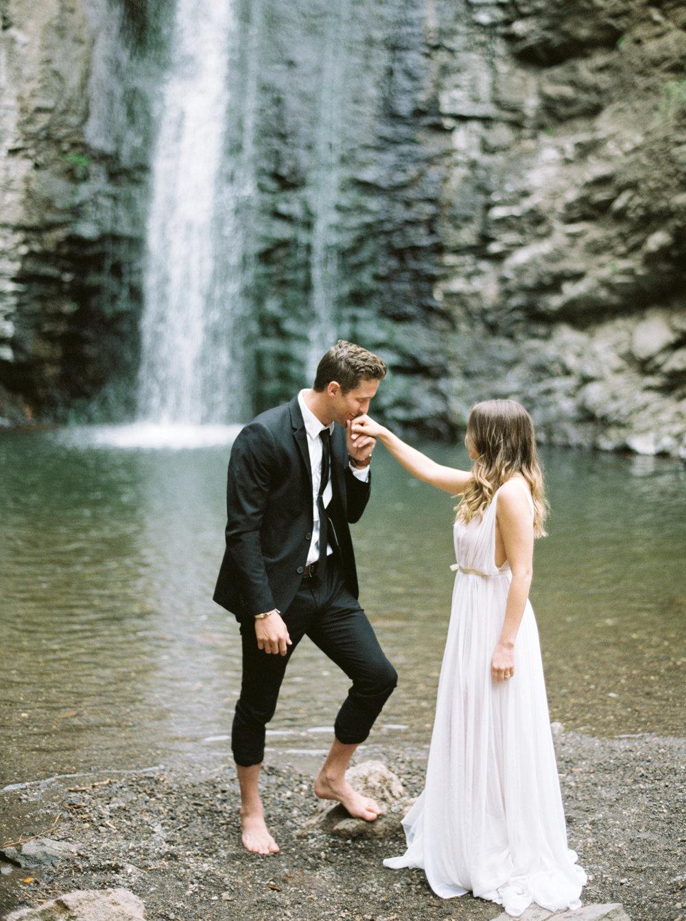 Romantic Wedding Photographer Boise