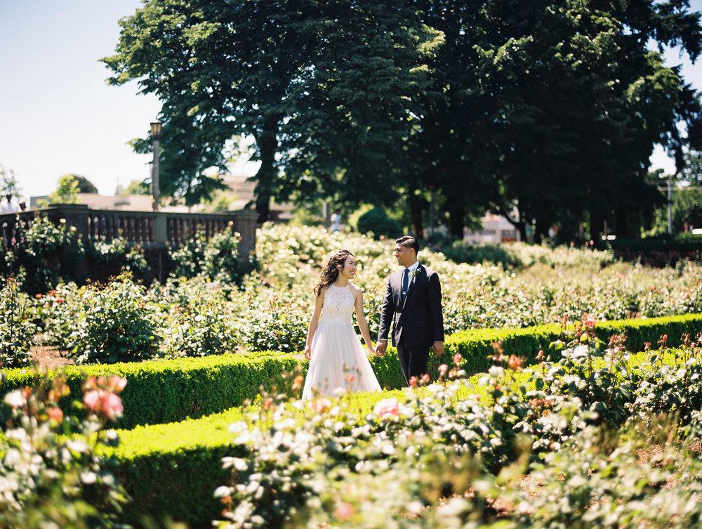 Oregon Film Wedding Photographer