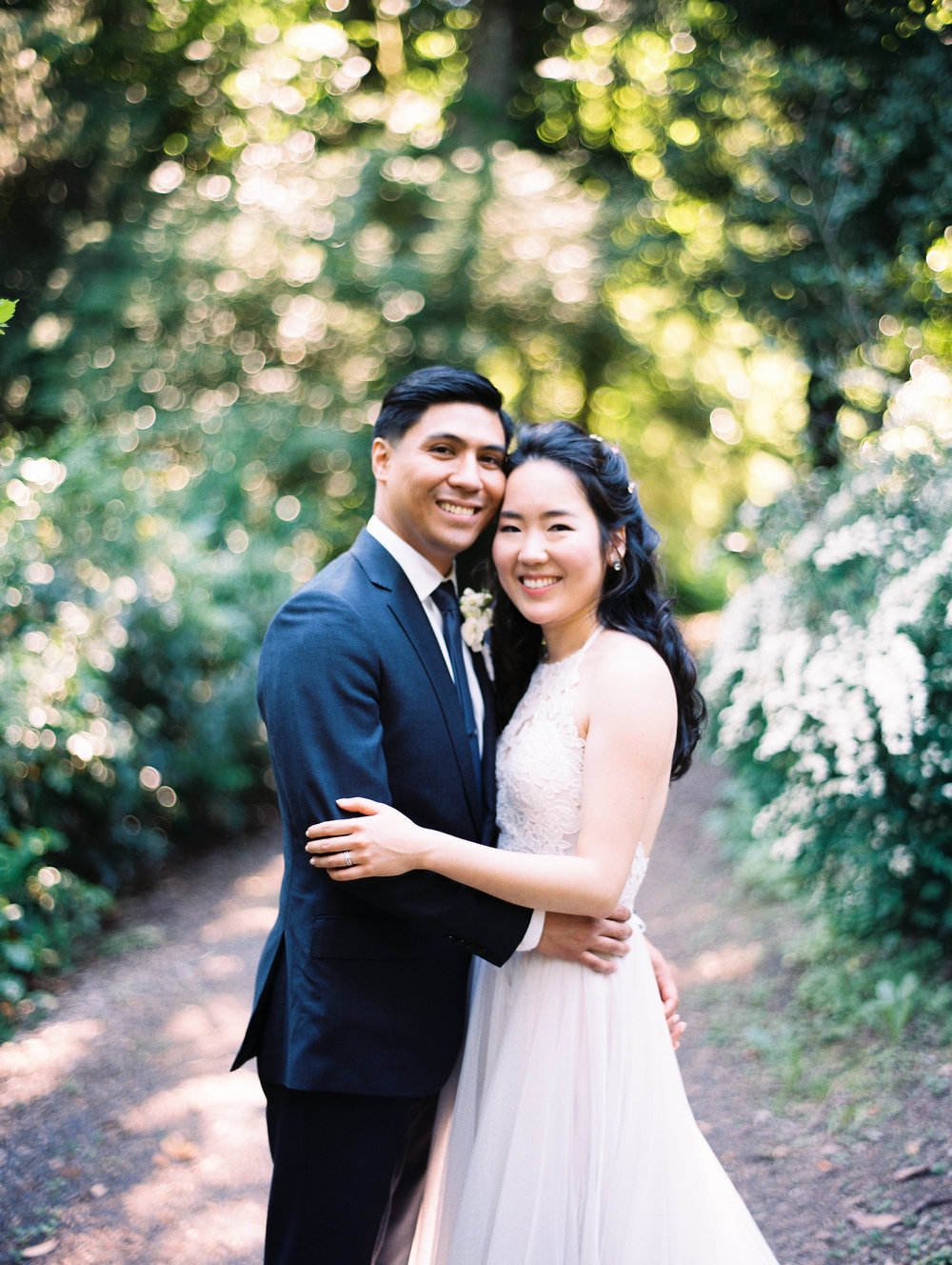 Organic and timeless Wedding Film Photography in Portland, Oregon, Cannon Beach and PNW area. West Coast Fine Art Film Wedding Photographers.