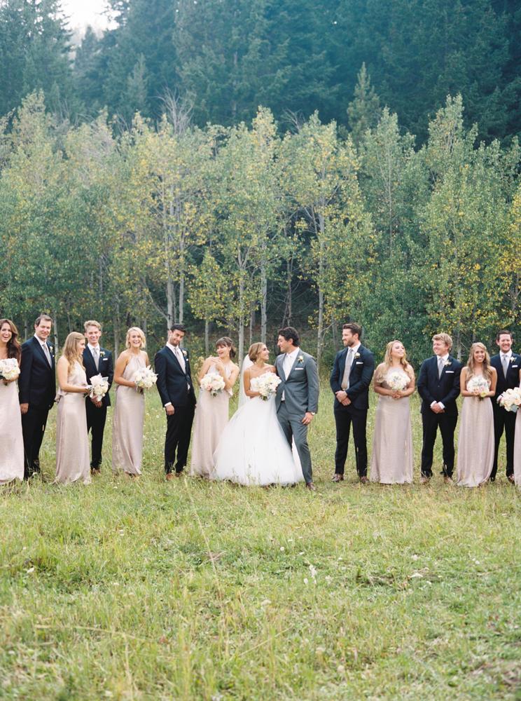 Sun Valley Wedding
