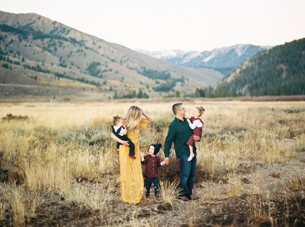 Boise Family Photos