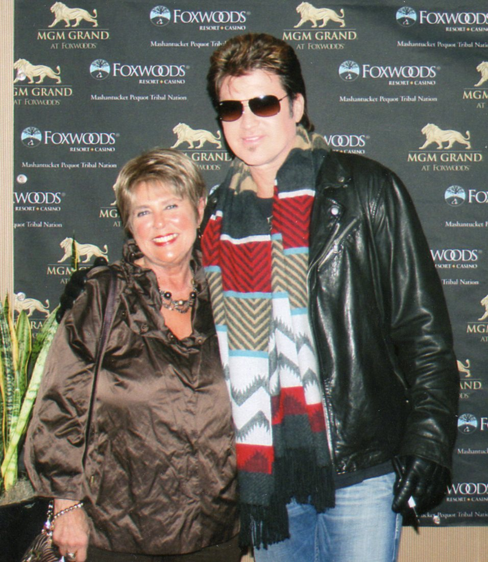 Billy Ray Cyrus & Donna Scourtas Dixon
