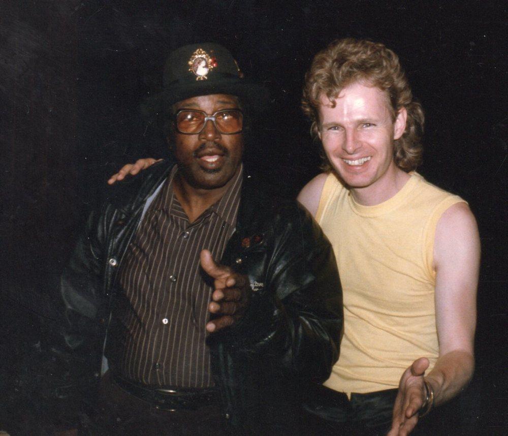 Bo Diddley & Bob Stanton