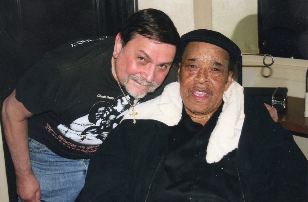 James Cotton & Bob Cocorochio