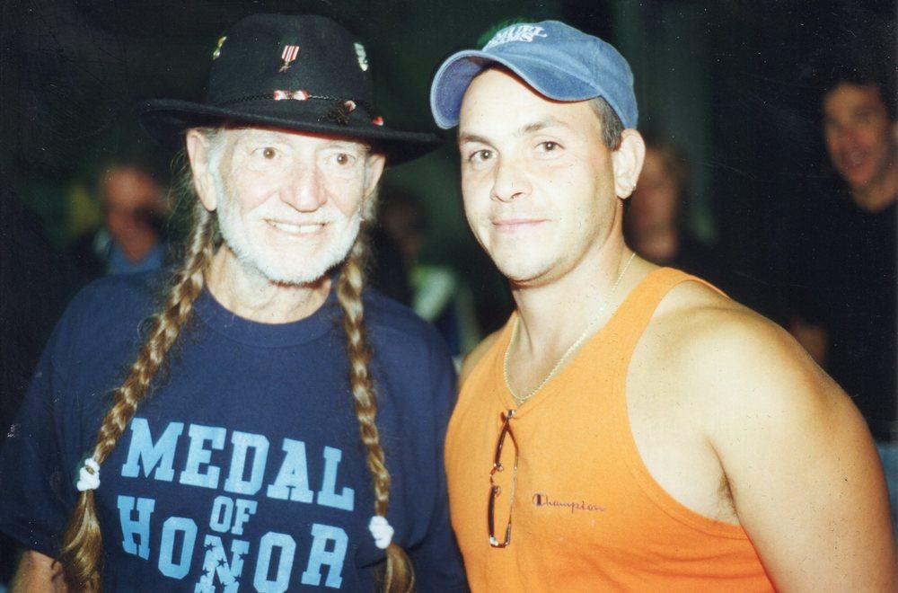 Willie Nelson & Wayne Cocorochio