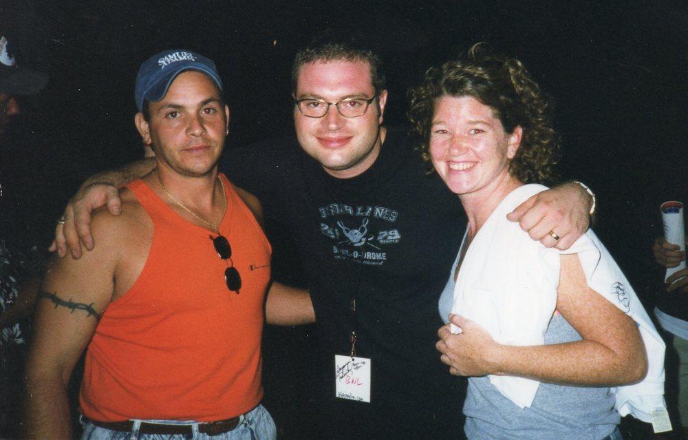 Steve Page (Barenaked Ladies) & Wayne Cocorochio & Kathy Gillis