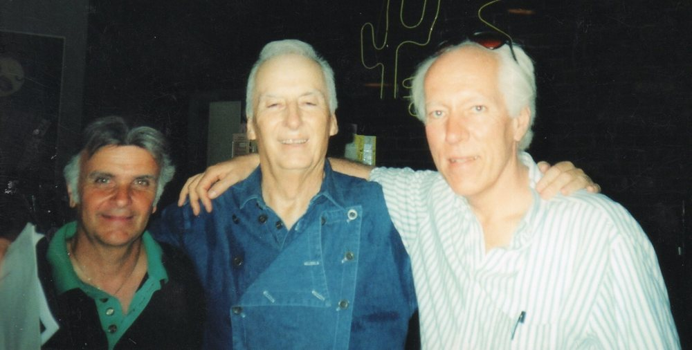 Sonny Burgess & George Carpenter