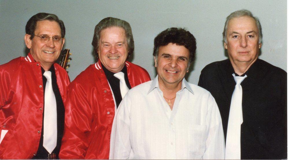 Stan Kessler, Marcus Van Story & Sonny Burgess (Sun Rhythm Section)