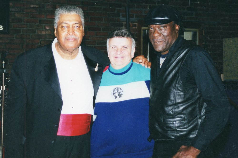 Sam Lay & Luther Guitar Jr. Johnson