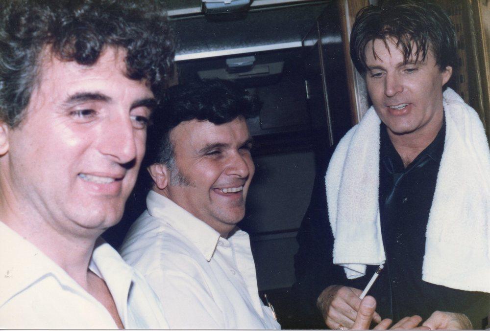 Ricky Nelson & Vic Lospanato