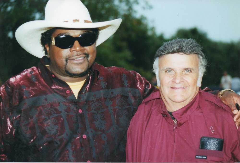 Nathanial Williams (Nathan & The Zydeco Cha Chas