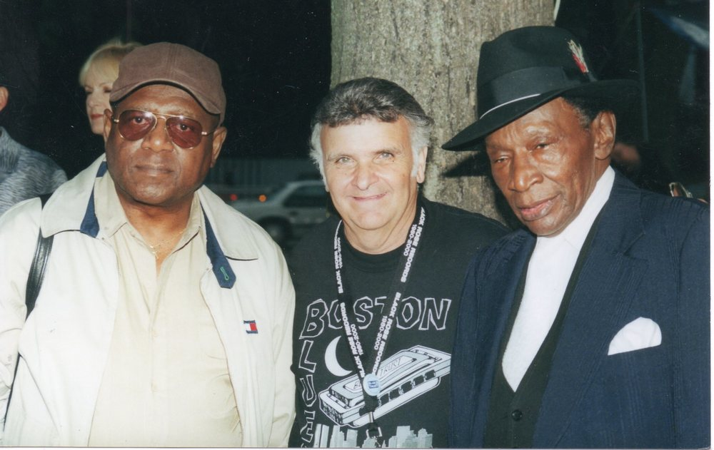 Mighty Sam McClain & Weepin' Willie