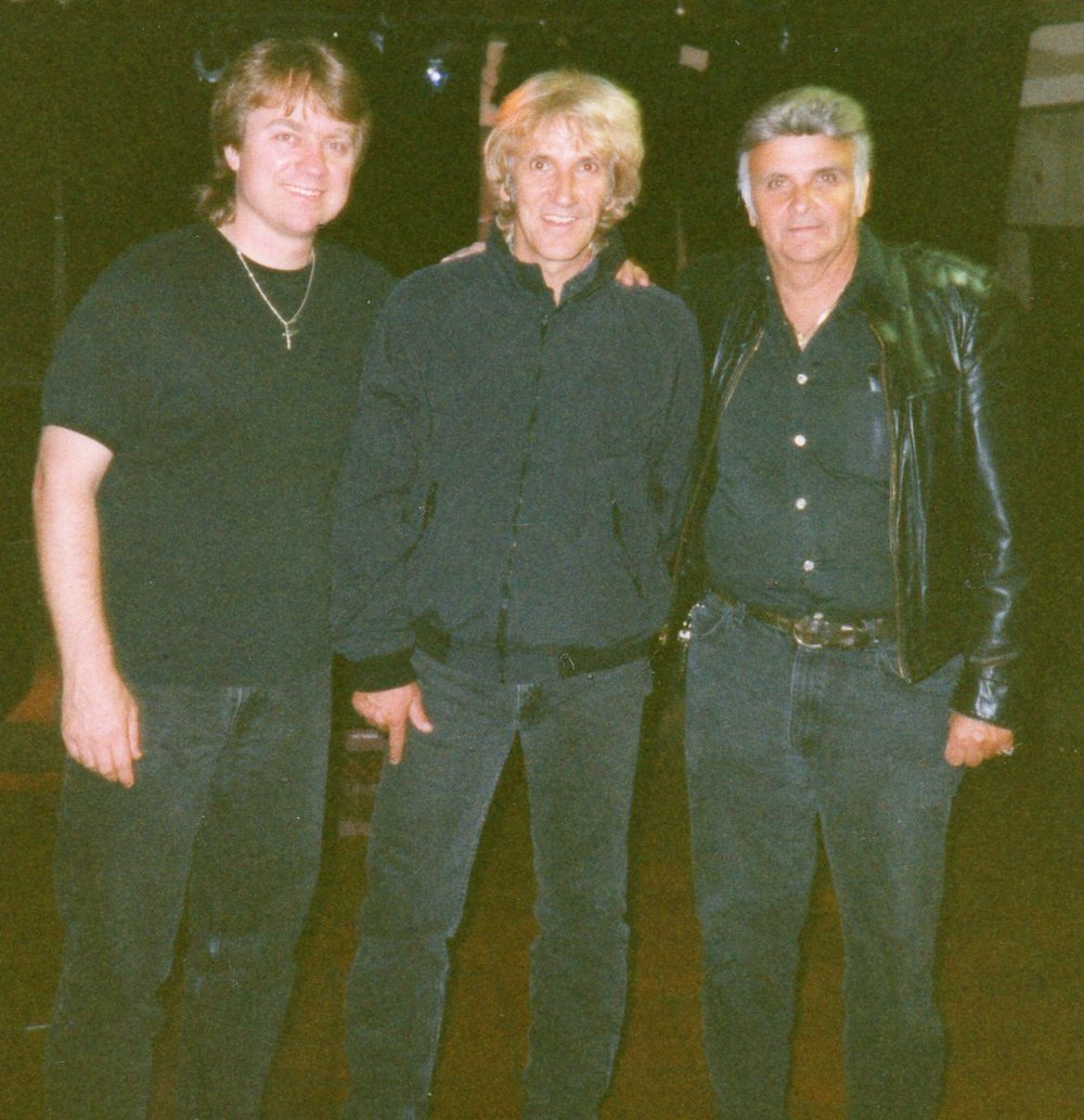 John Cafferty (Beaver Brown Band) & Tom Hambridge
