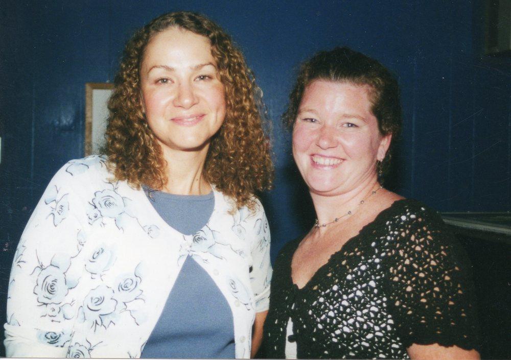 Joan Osborne & Kathy Gillis