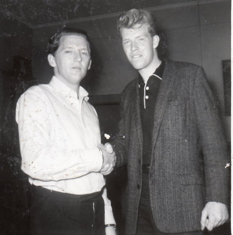 Jerry Lee Lewis & Jack Lincoln Coughlin