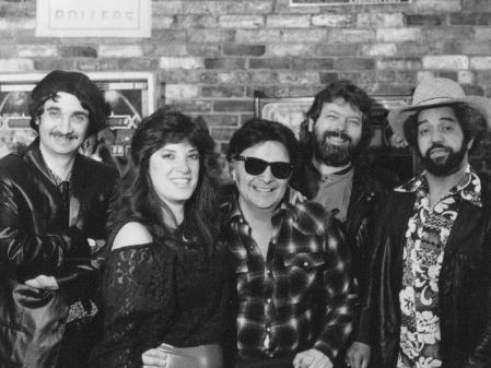 Brenda & The Hawks