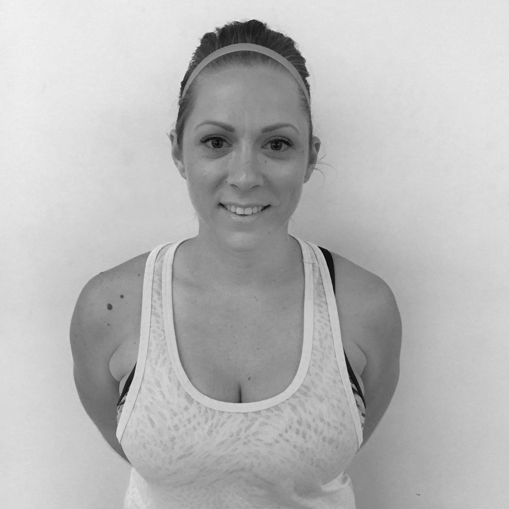 "Larissa-Jay Hardy  Body Pump   ""I love helping people enjoy fitness having a good time whilst getting results""  Interesting fact: I was chosen to travel & play netball in New Zealand"