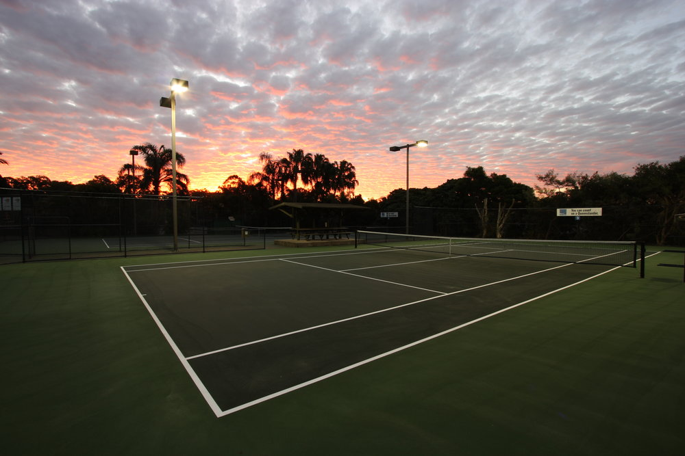 Tennis Courts - 12 outdoor Tennis Courts