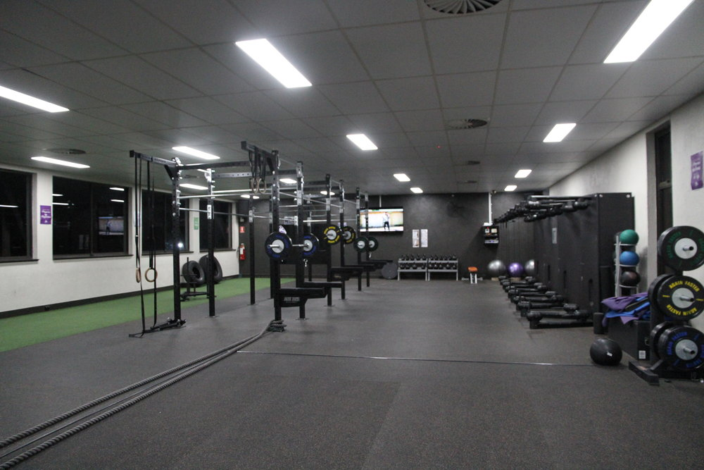 The Vault - Functional Training Studio