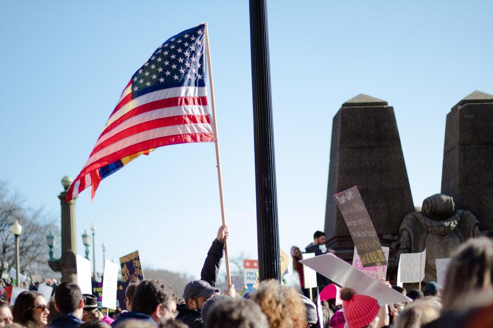 women's march chicago 2