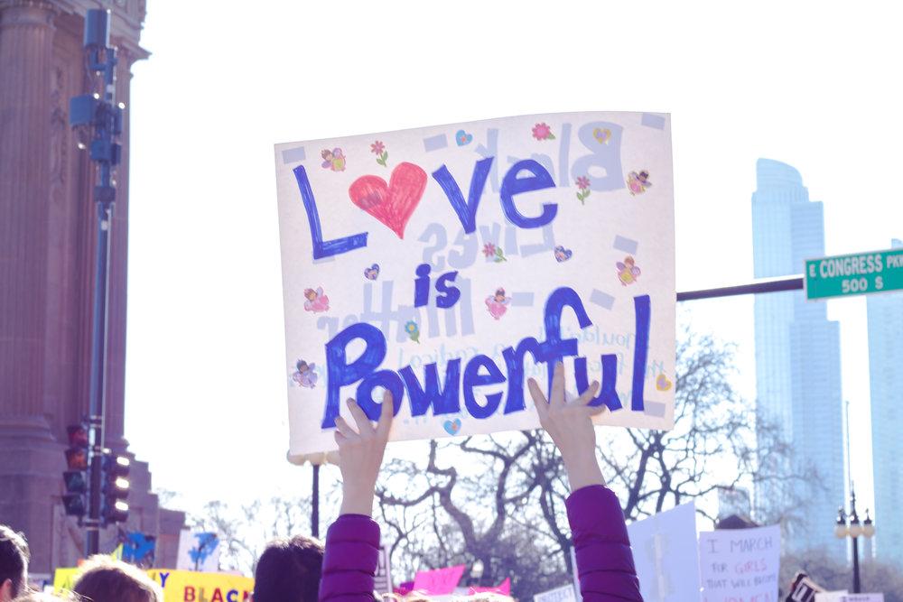 women's march chicago 3