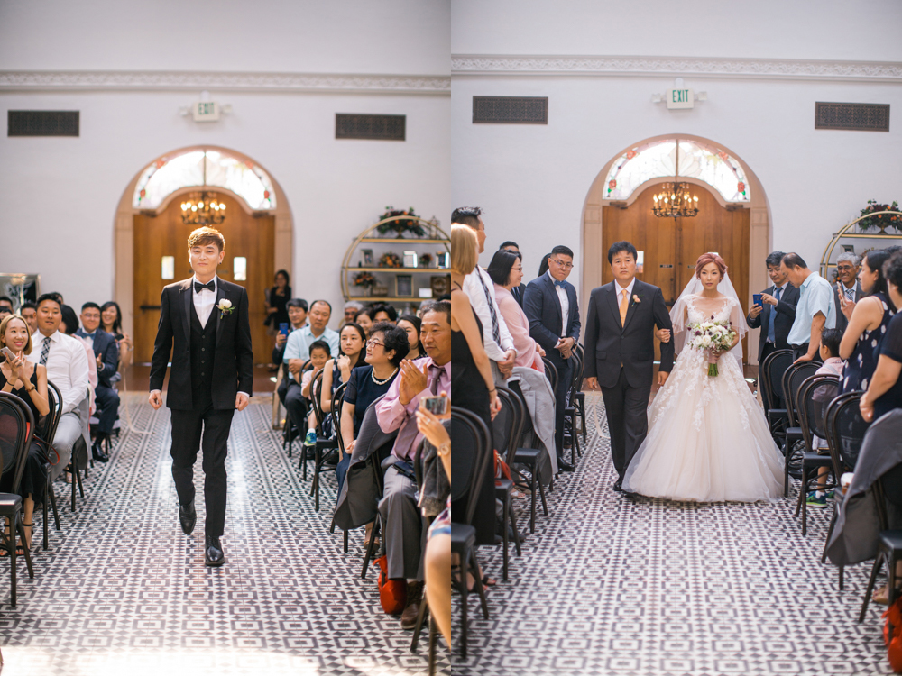 Ebell of Long Beach Wedding Photo