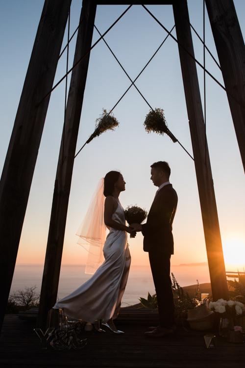 Engagement Session In Malibu Canyon -