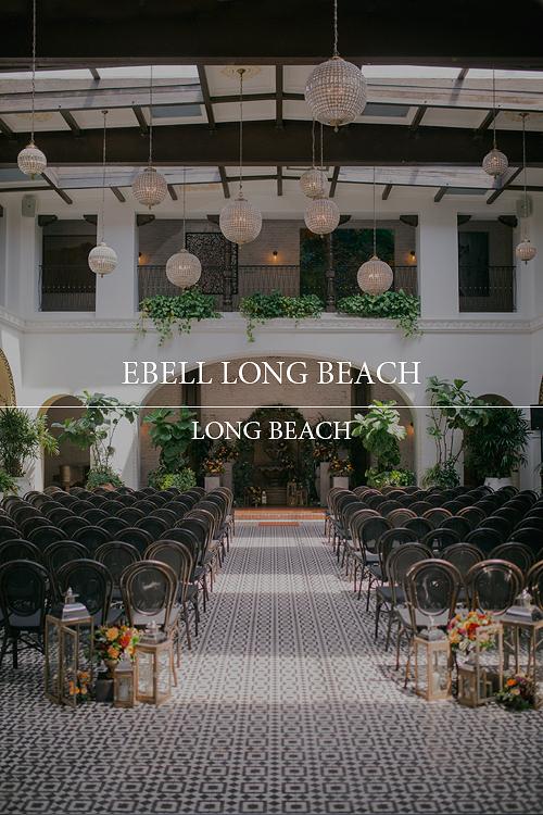 Ebell of Long Beach Wedding | Christine & Peter