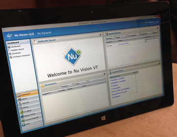 Nu Squared Vision Therapy Software now on Windows Surface Pro