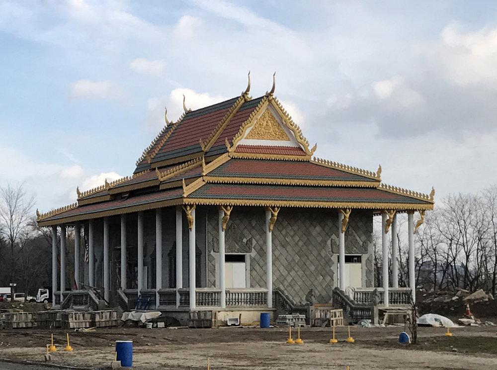 Khmer Palelai Buddhist Monastery