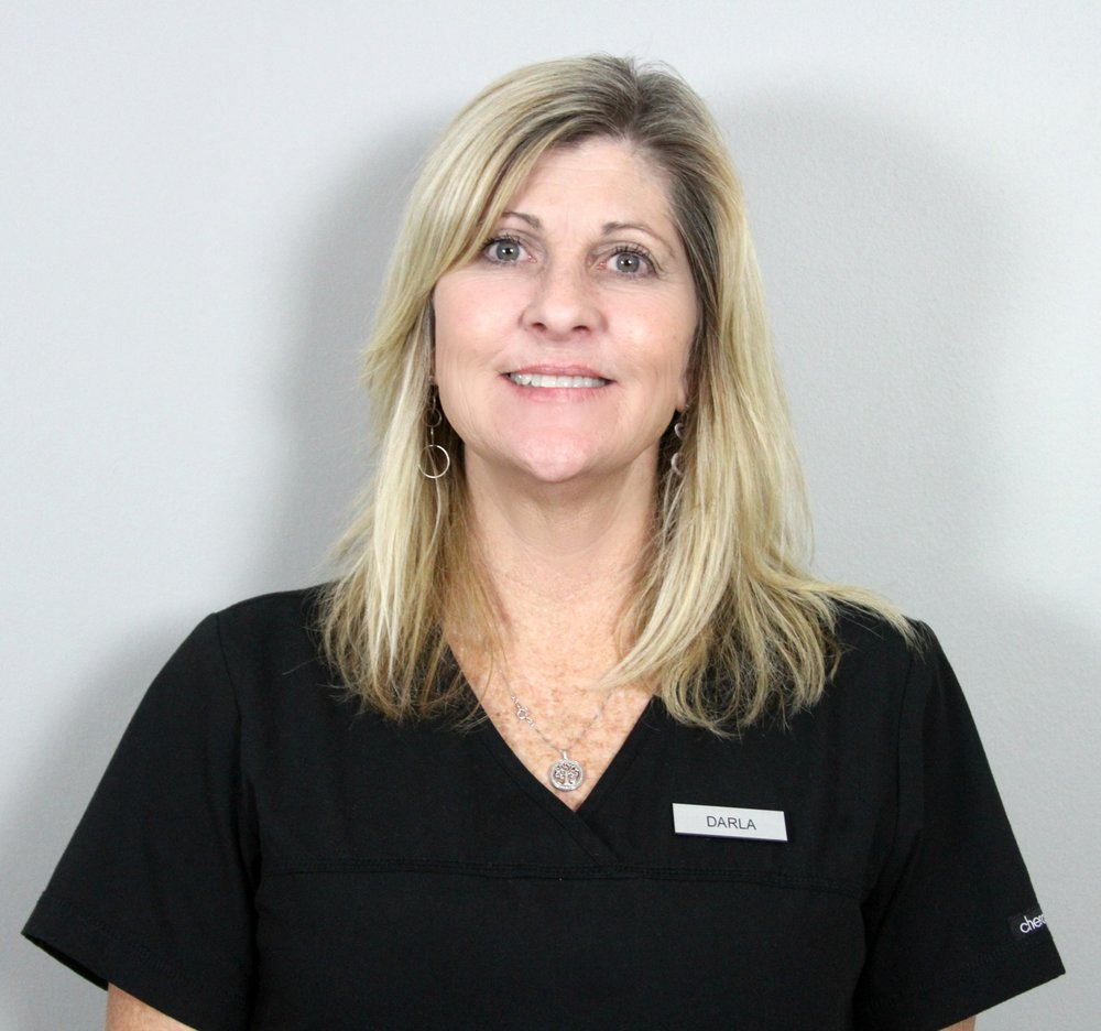 .Darla is an Ophthalmic Technician at McKnight Eye Centers and has recently joined our team. She is no stranger to Ophthalmology as she has been in the industry for 11 years and has been a Certified Ophthalmic Assistant (COA) for 8 years. Darla and her family are new to Missouri and are enjoying exploring the state and spending time together. In her free time Darla enjoys entertaining and spending time with her family which includes her 2 daughters, granddaughter, and grandson and friends.