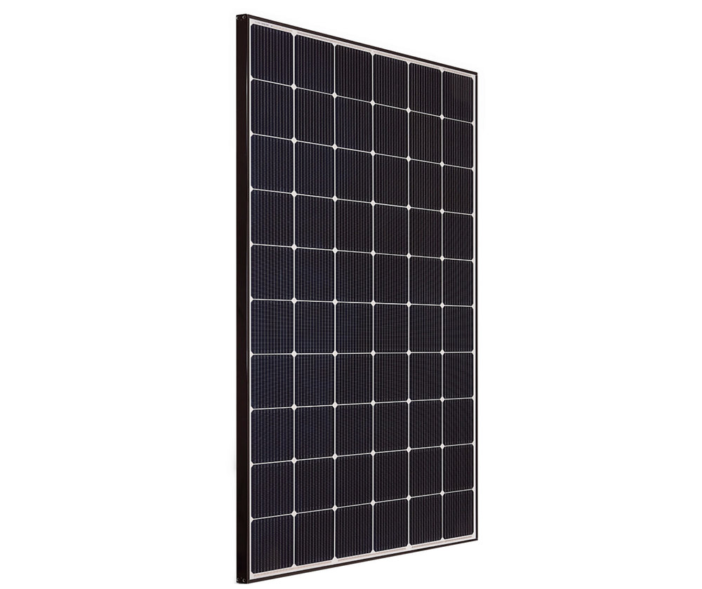 LG 320 Watt Module - Resonant Price: $3.30/watt. Matching high efficiency with affordability, the LG 320 is most popular for residents who want to maximize their roof potential.