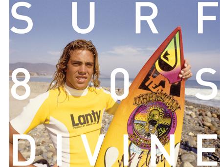 Jeff Divine: Surf 80's: $40