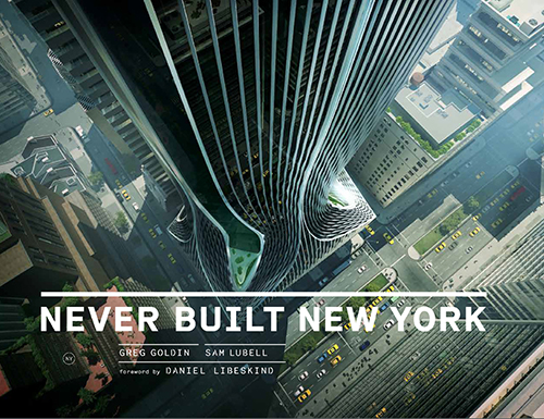 Never Built New York$55