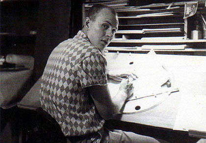 1926- 2018. R.I.P Sam Clayberger ,animator who brought you Rocky & Bullwinkle, George of the Jungle and other Jay ward studio gems.