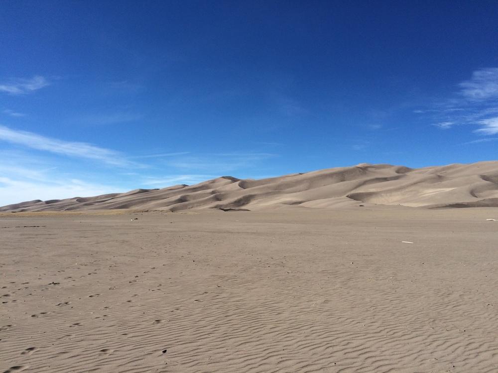 Sand Dunes for dayzzzz!