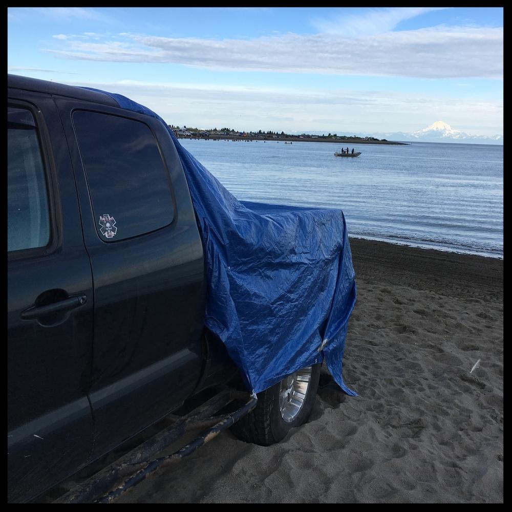 Car Camping tricks