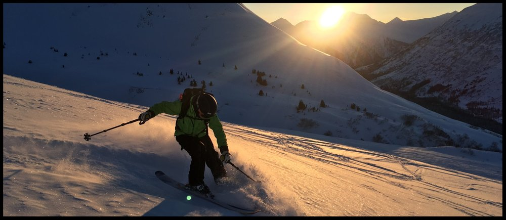 Backcountry Ski Portal: Articles on mountain safety, backcountry gear, resource links, and more!