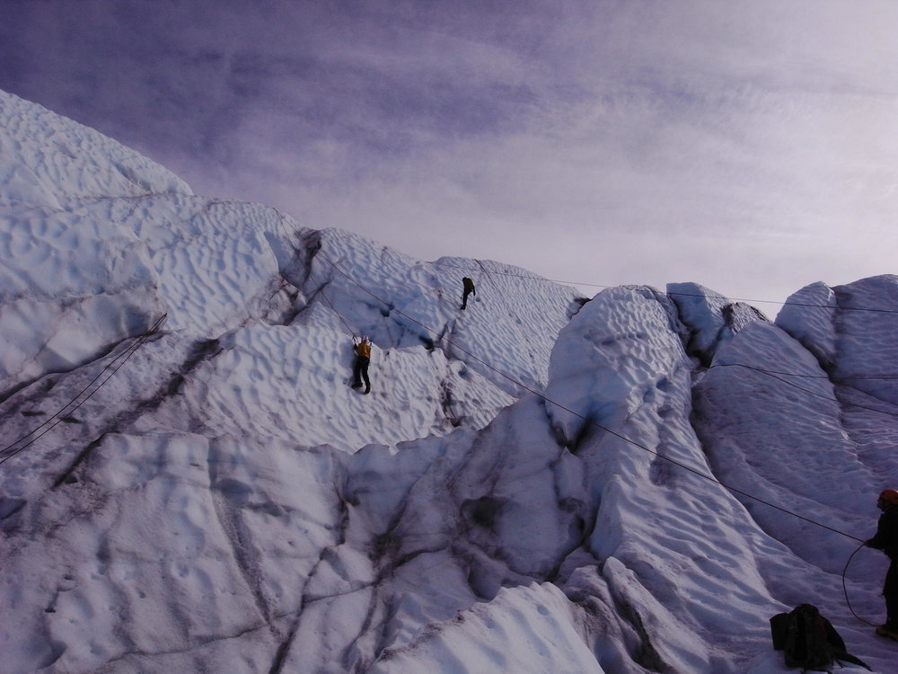 Ice climbing 101: PRepare for your first ice climbing outing